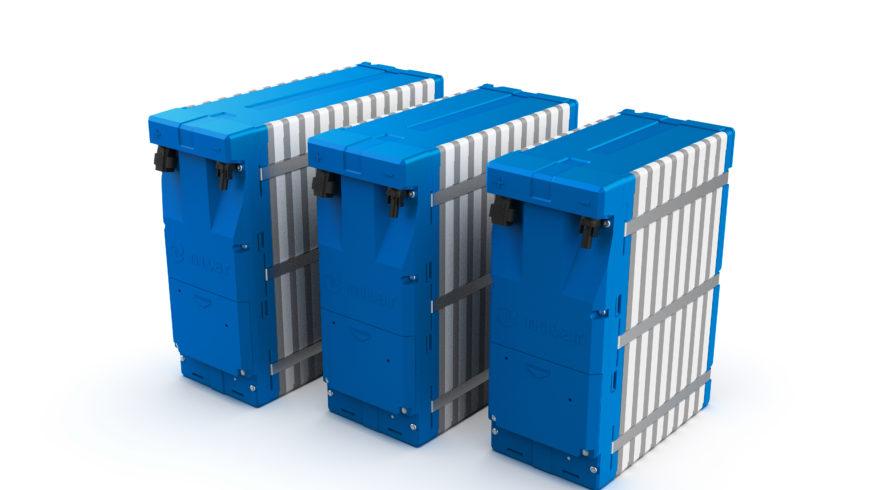 Batterie-Stromspeicher
